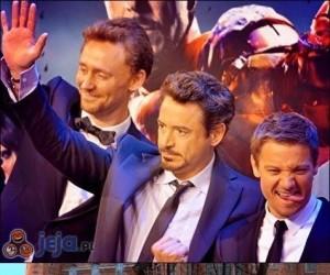Avengers i pingwiny