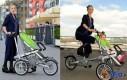 Rower to czy wózek?