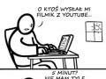 Filmik z YouTube