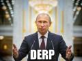 Putin też lubi się powygłupiać