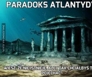 Paradoks Atlantydy