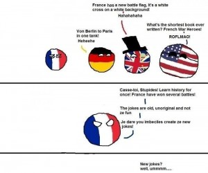 Żarty o Francji