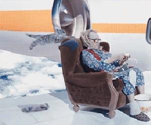 Hardcorowa babcia