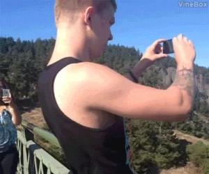 Patrz jak Twój telefon umie latać