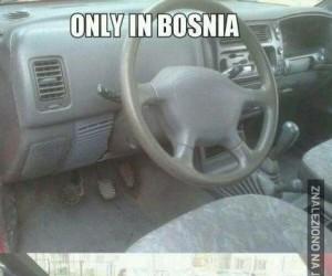 Tylko w Bośni