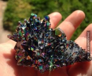 Kolorowy kryształ