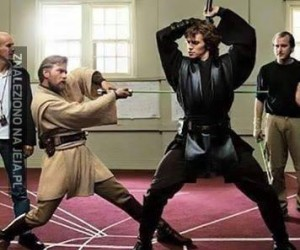 Sobotni melanż Jedi