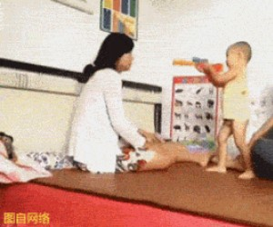 Jak Azjaci bawią się z dziećmi