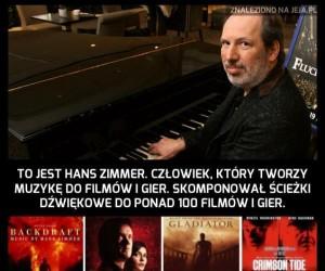 Respekt dla Hansa Zimmera
