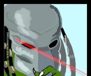 Darmowy, ultra rzadki Pepe-Predator