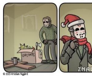 Jason vs Święta