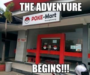 Pierwszy Pokemarket