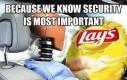 Lay's - Eksperci od poduszek powietrznych