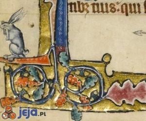 Typowe średniowieczne polowanie