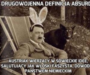 Drugowojenna definicja absurdu