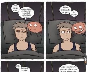 Mózg nie chce współpracować