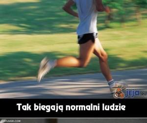 Tak biegam