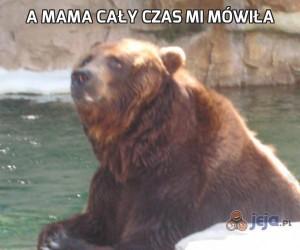 A mama cały czas mi mówiła