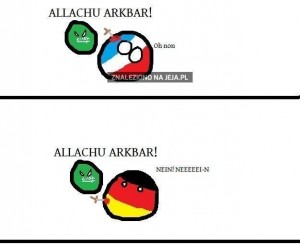 Z Polską nie ma żartów...