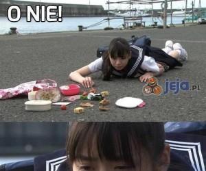 Całe jedzenie na ziemi...