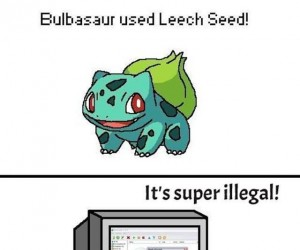 Bulbasaur, jesteś aresztowany!