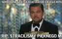 Serdeczne gratulacje Leo od całego internetu!