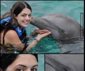 Och, delfinku...