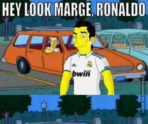 Ej, zobacz, Ronaldo!