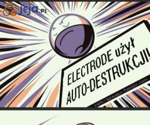 Pechowy Electrode