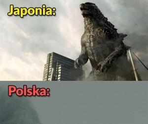Jaki kraj, taka Godzilla