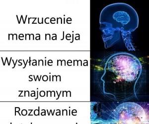 Udostępnianie memów