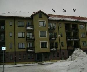 Jak nie odgarniać śniegu z dachu?