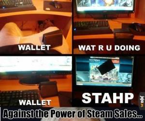 W walce ze Steamem nie ma zwycięstwa