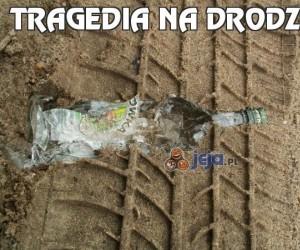 Tragedia na drodze!