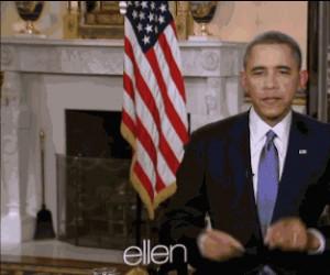 Cienko tańcujesz, Obama!
