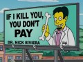 Jeśli Cię zabiję, nie płacisz