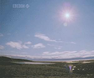 Niekończący się dzień polarny