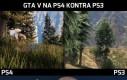 GTA V na PS4 kontra PS3