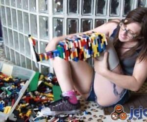 Proteza z LEGO