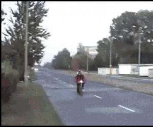 Zwykły rowerzysta?