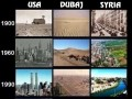 USA vs Dubaj vs Syria