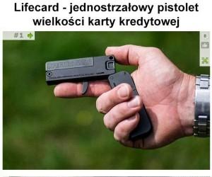 Trochę dziwna nazwa dla pistoletu