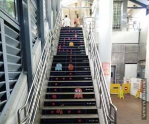 Pacmanowe schody