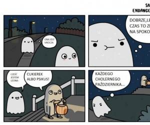 Biedny duch