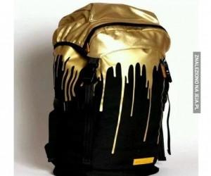 To plecak prawdziwego i jedynego władcy!