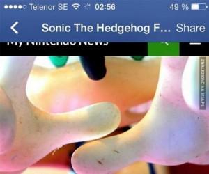 Mroczny Sonic