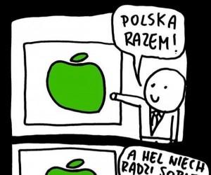 Polska razem