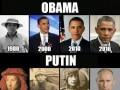 Obama vs Putin