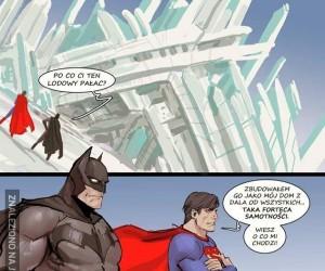 Bruce, daj mu spokój