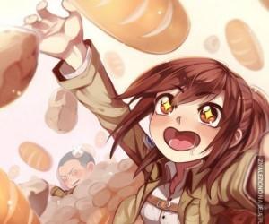 Jedzenie, tyle jedzenia!